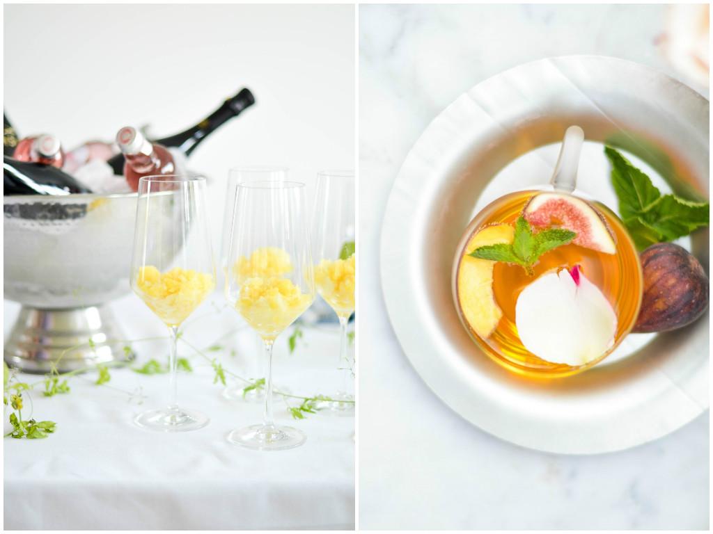 Erfrischende Drinks – 4 Schwestern bloggen