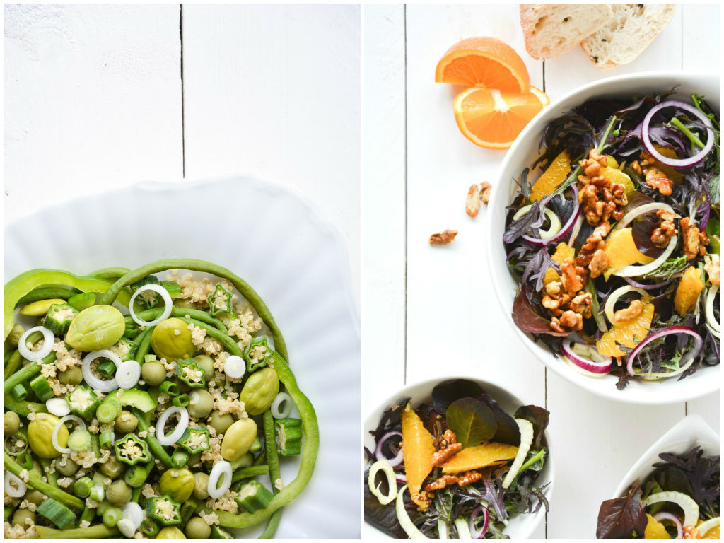 Rezepte rund um Salat – 4 Schwestern bloggen