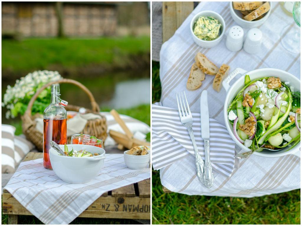 Rezepte für ein tolles Picknick – 4 Schwestern bloggen