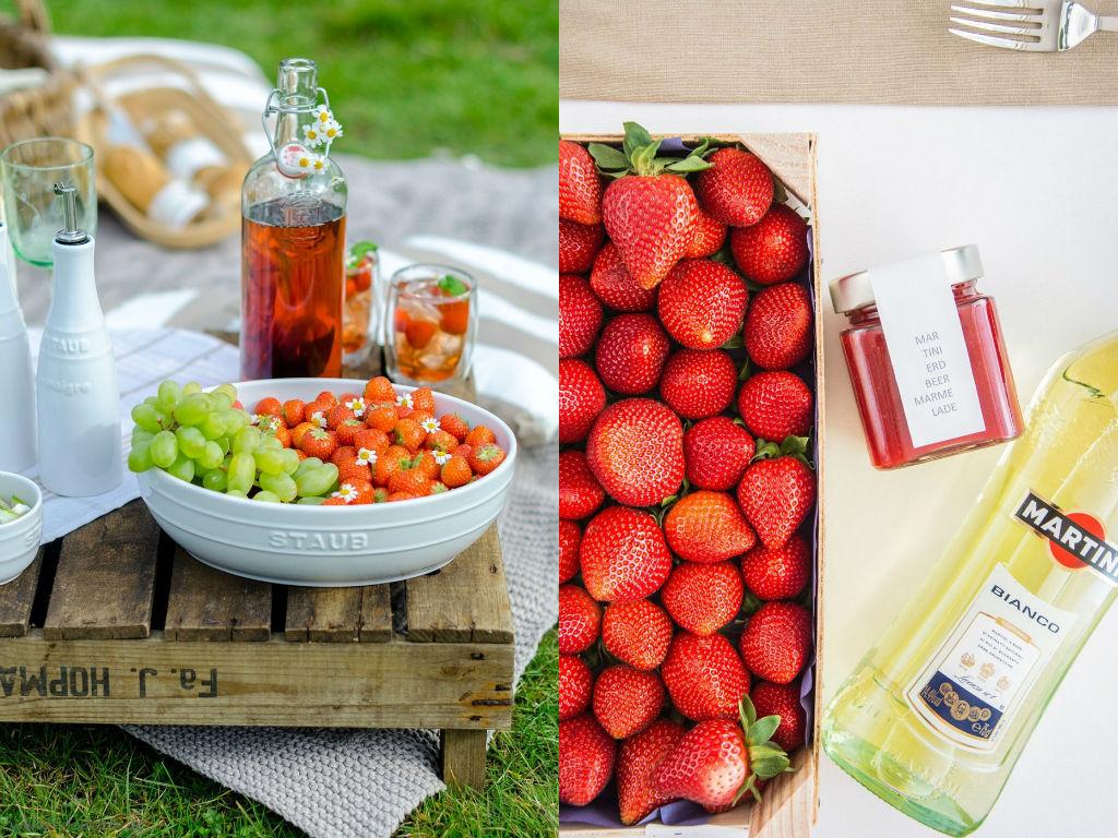 Erdbeerrezepte– 4 Schwestern bloggen