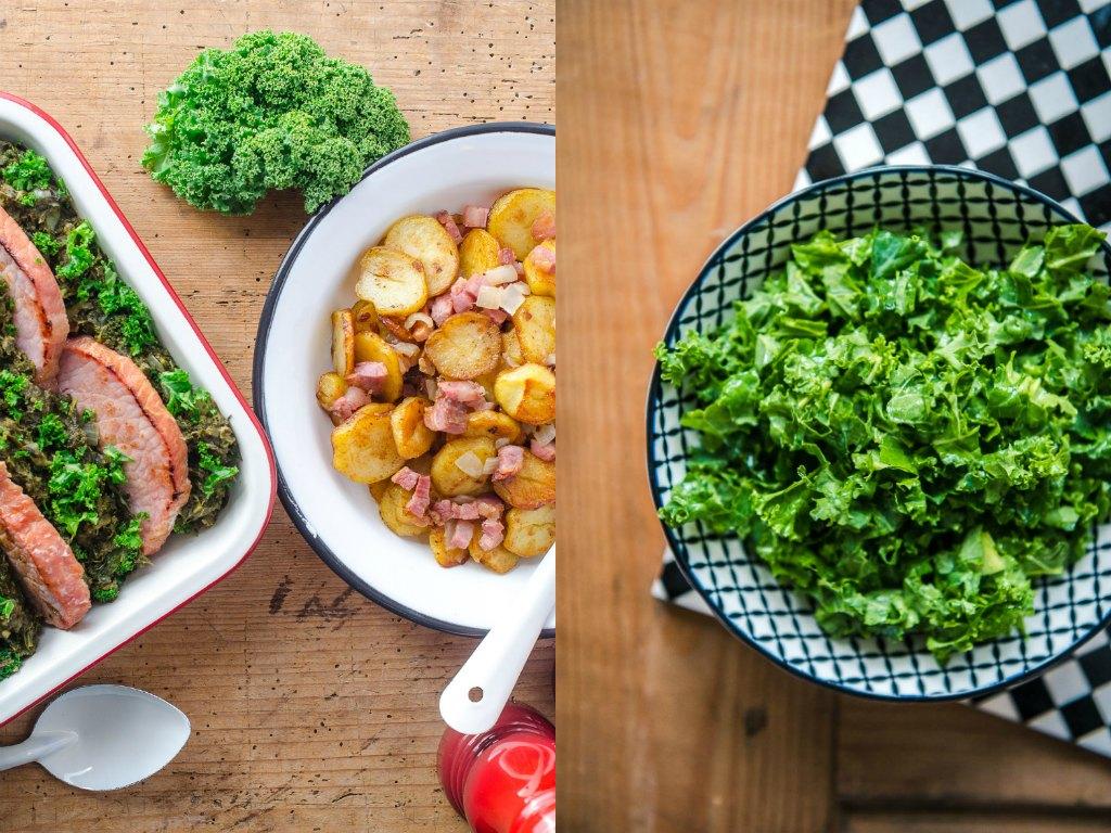 Grünkohlrezepte– 4 Schwestern bloggen