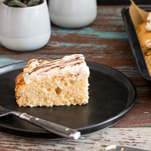 Erdnussbutterkuchen Backen Mit Erdnussbutter Foodistas De