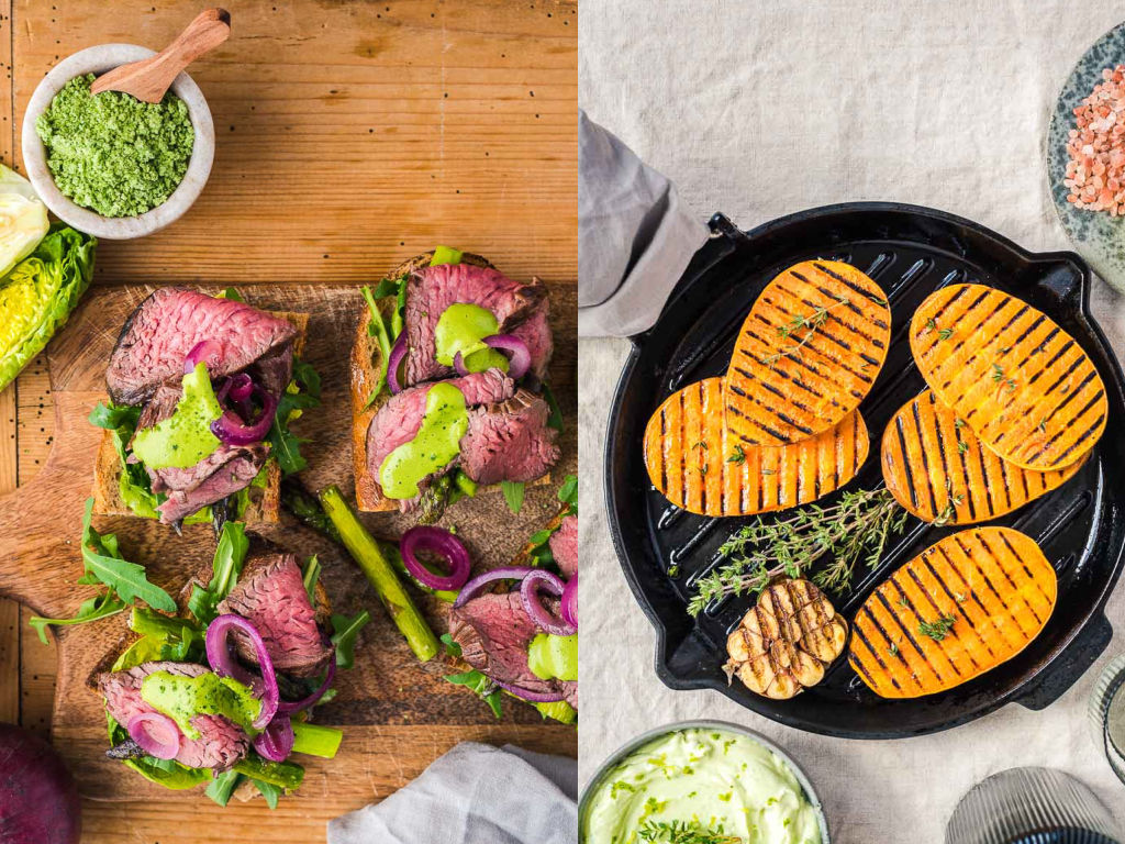 Grillrezepte– 4 Schwestern bloggen